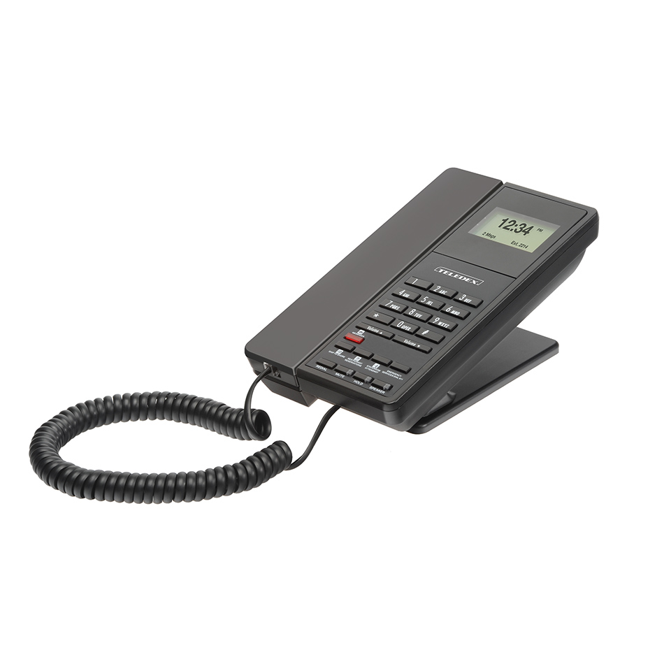 Teledex-E-Series_E100IP-4KEY_LCD_blkHS