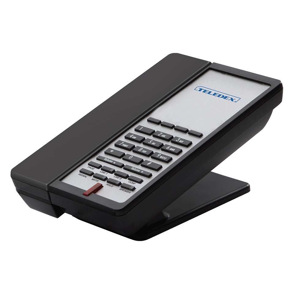 Teledex-E-Series_E203-4KEY_blkHS