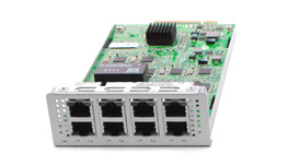Meraki 8 x 1 GbE Copper Interface Module for MX400 and MX600