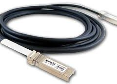 Meraki 10 GbE Twinax Cable with SFP+ Modules, 1 Meter